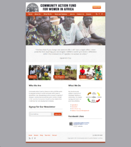 Community Action Fund for Women in Africa